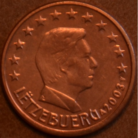 5 cent Luxembourg 2003 (UNC)