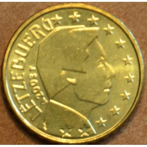 10 cent Luxembursko 2003 (UNC)