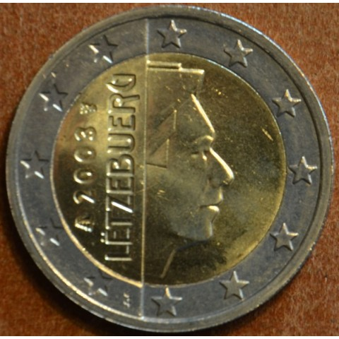 2 Euro Luxembourg 2003 (UNC)