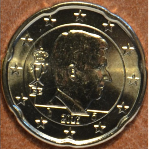 20 cent Belgium 2016 (UNC)