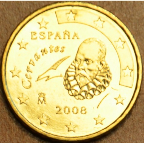 10 cent Spain 2008 (UNC)