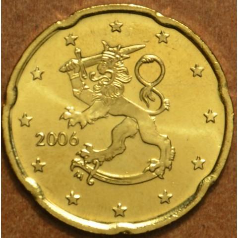 20 cent Fínsko 2006 (UNC)