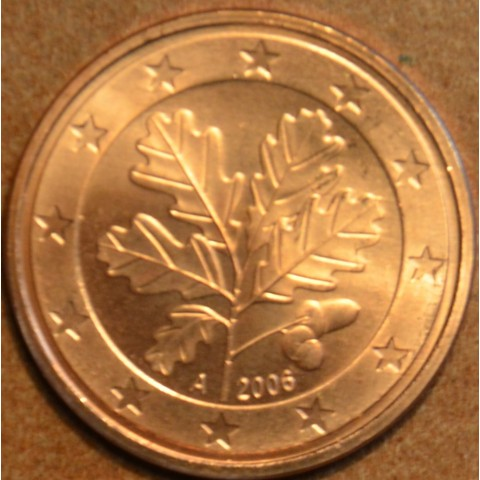 """5 cent Germany """"A"""" 2006 (UNC)"""