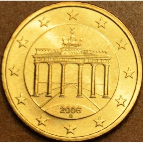 """10 cent Nemecko """"G"""" 2006 (UNC)"""