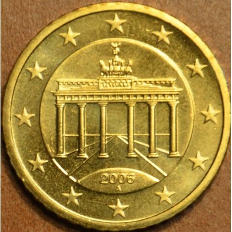 """10 cent Nemecko """"A"""" 2006 (UNC)"""
