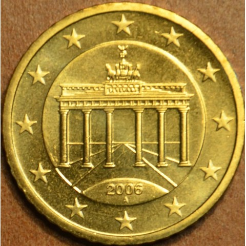 "50 cent Germany ""A"" 2006 (UNC)"