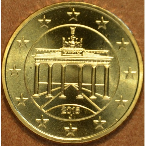 """10 cent Germany """"A"""" 2016 (UNC)"""