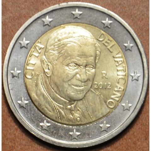 2 Euro Vatican 2012 (BU)