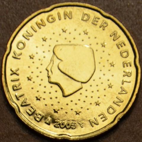 20 cent Netherlands 2005 (UNC)