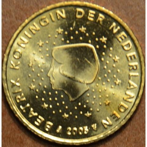 50 cent Netherlands 2005 (UNC)