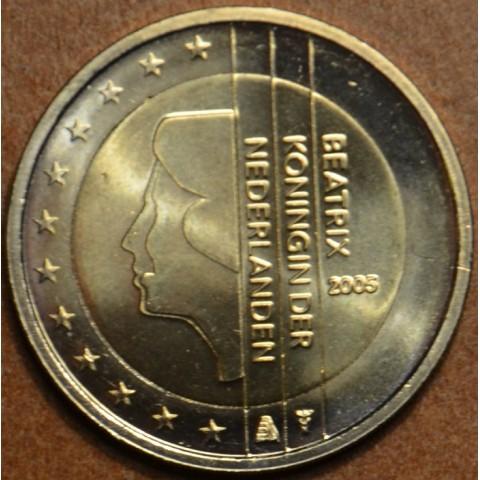 2 Euro Netherlands 2005 (UNC)