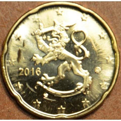 20 cent Finland 2016 (UNC)