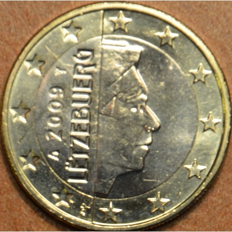 1 Euro Luxembourg 2009 (UNC)
