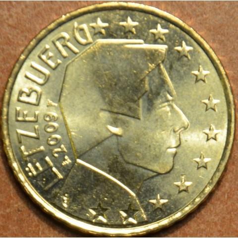 50 cent Luxembursko 2009 (UNC)