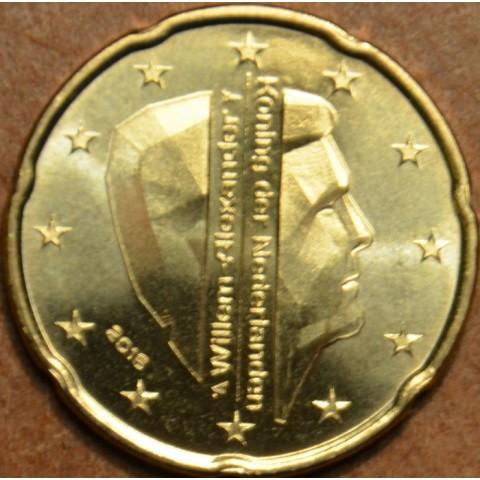 20 cent Netherlands 2016 (UNC)