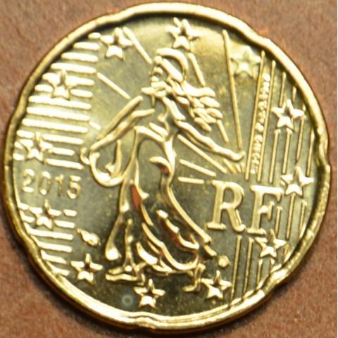 20 cent France 2015 (UNC)