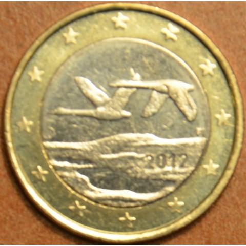 1 Euro Fínsko 2012 (UNC)