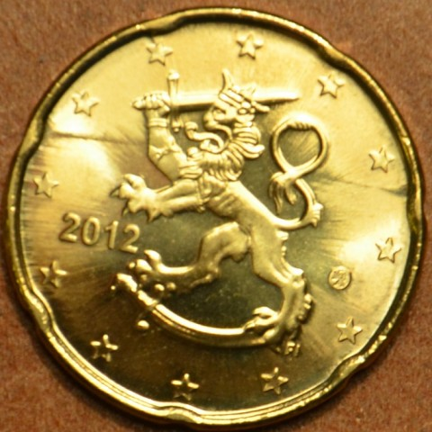 20 cent Finland 2012 (UNC)