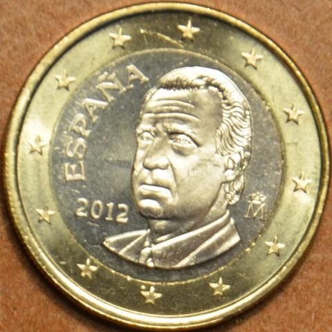 1 Euro Spain 2012 (UNC)