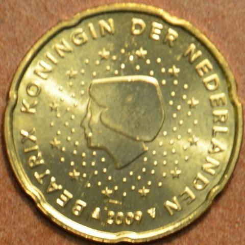20 cent Netherlands 2009 (UNC)
