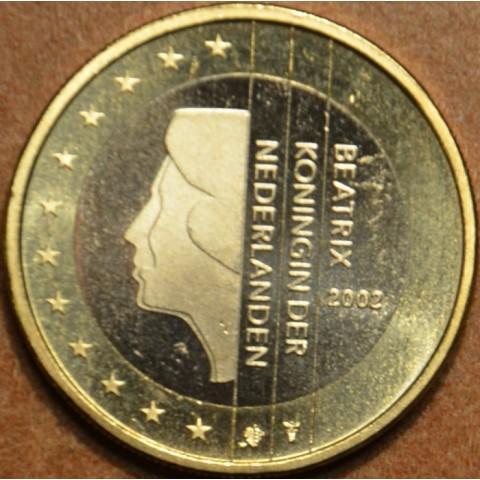 1 Euro Netherlands 2002 (UNC)