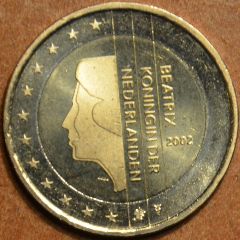 2 Euro Netherlands 2002 (UNC)