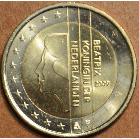 2 Euro Netherlands 2009 (UNC)