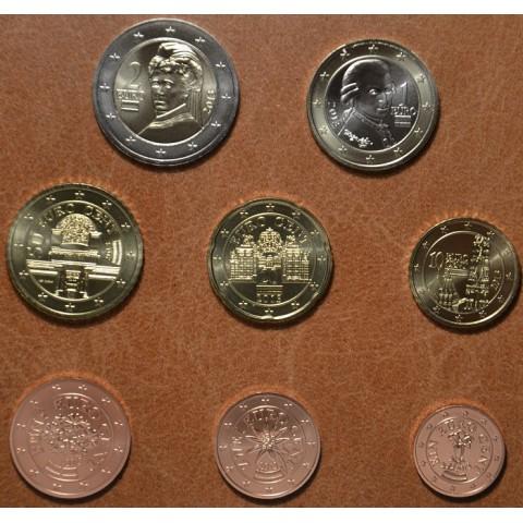 Set of 8 coins Austria 2013 (UNC)