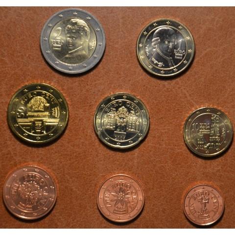 Set of 8 coins Austria 2006 (UNC)