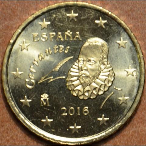 10 cent Spain 2016 (UNC)