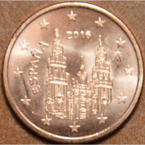 5 cent Spain 2016 (UNC)