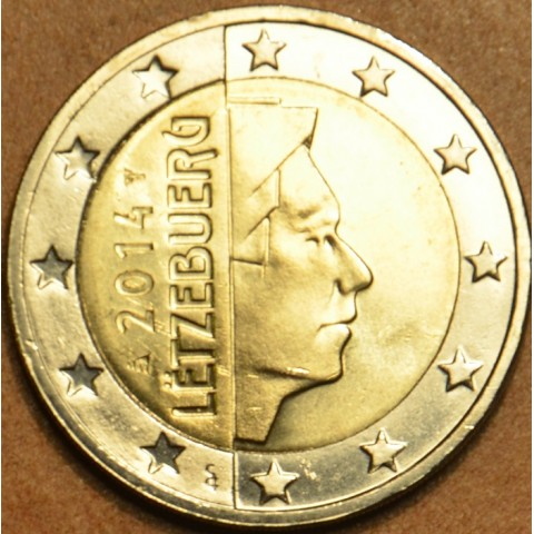 2 Euro Luxembourg 2014 (UNC)