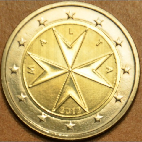 2 Euro Malta 2012 (UNC)