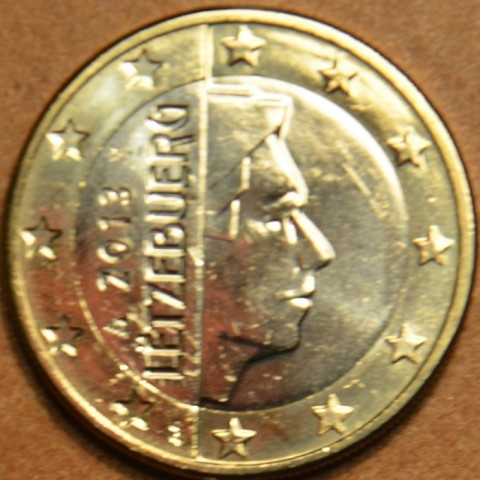 1 Euro Luxembourg 2013 (UNC)