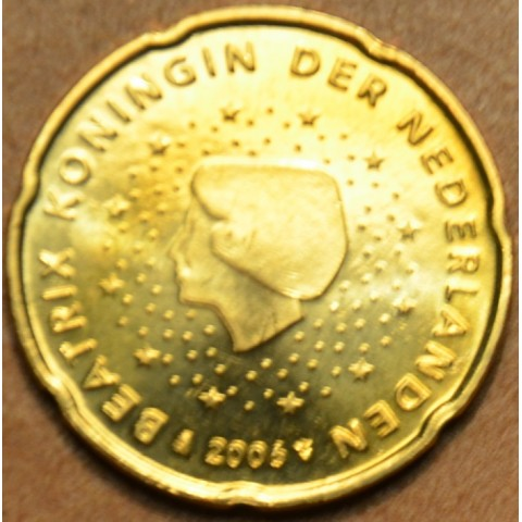 20 cent Netherlands 2006 (UNC)