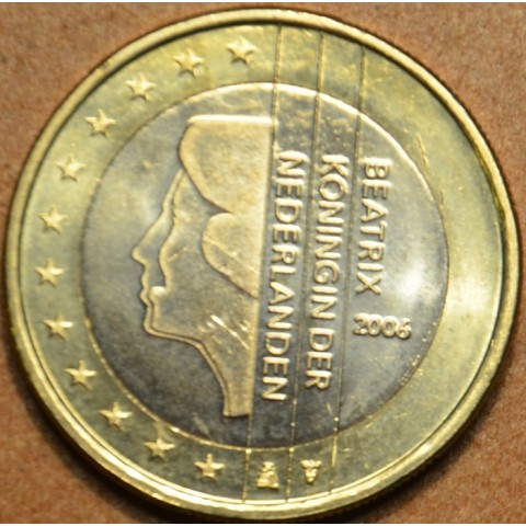1 Euro Netherlands 2006 (UNC)
