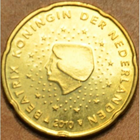 20 cent Netherlands 2010 (UNC)