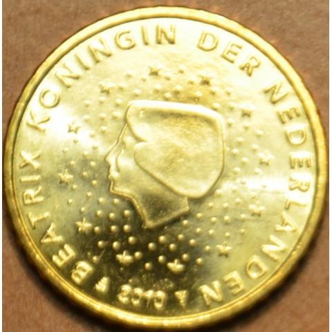 50 cent Netherlands 2010 (UNC)