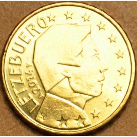 10 cent Luxembursko 2014 (UNC)