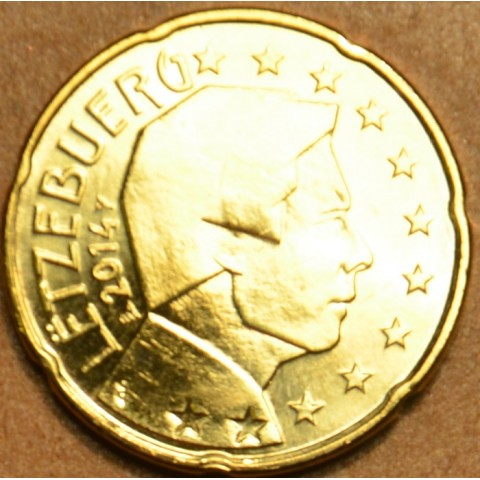 20 cent Luxembourg 2014 (UNC)