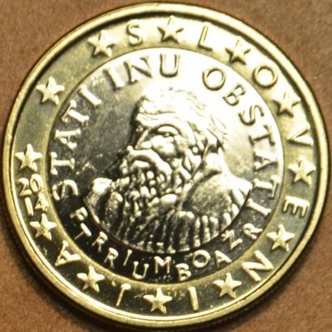 1 Euro Slovenia 2014 (UNC)