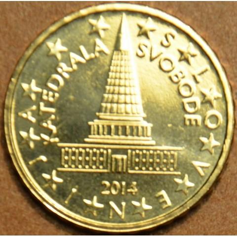 10 cent Slovinsko 2014 (UNC)
