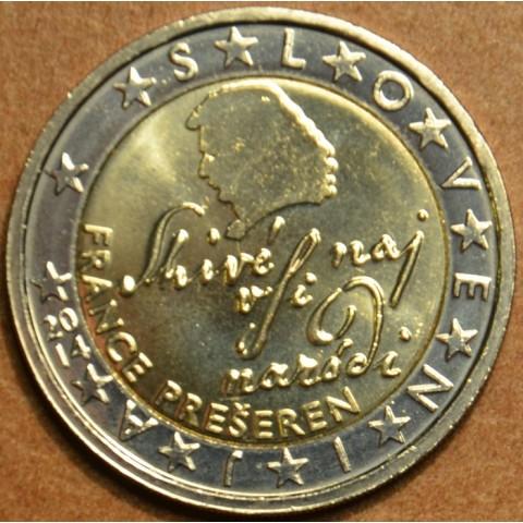 2 Euro Slovinsko 2014 (UNC)