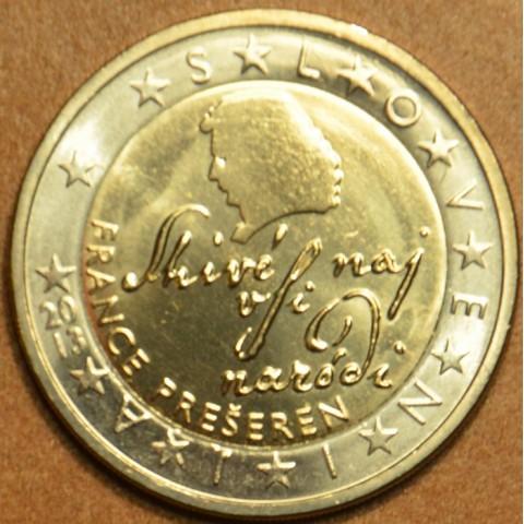 2 Euro Slovinsko 2013 (UNC)