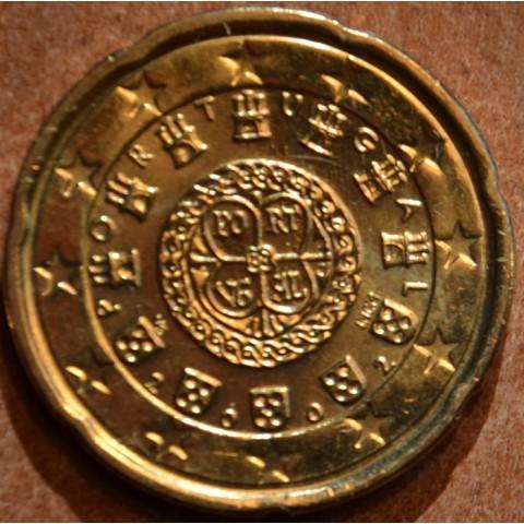 20 cent Portugal 2002 (UNC)