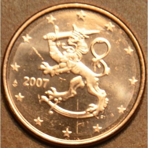 1 cent Fínsko 2007 (UNC)