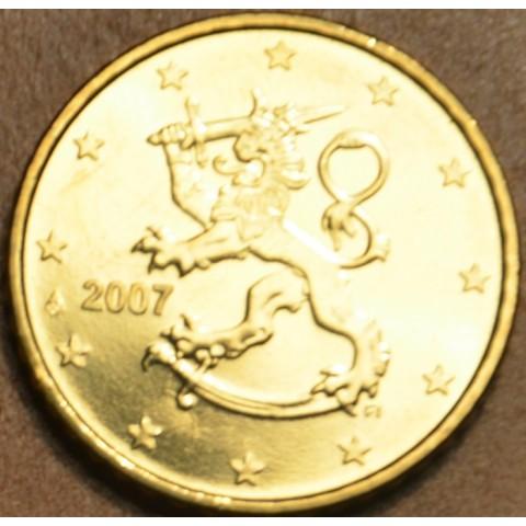 10 cent Fínsko 2007 (UNC)