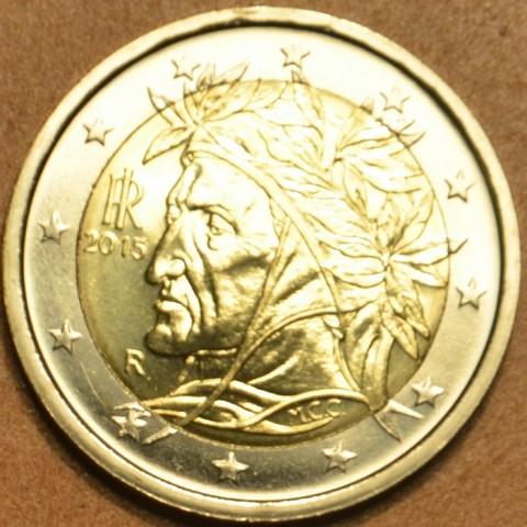2 Euro Italy 2015 (UNC)