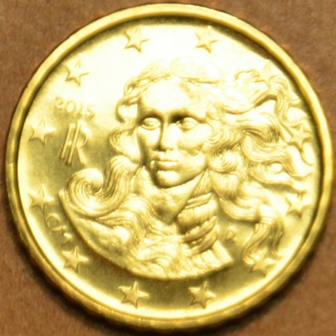 10 cent Italy 2015 (UNC)