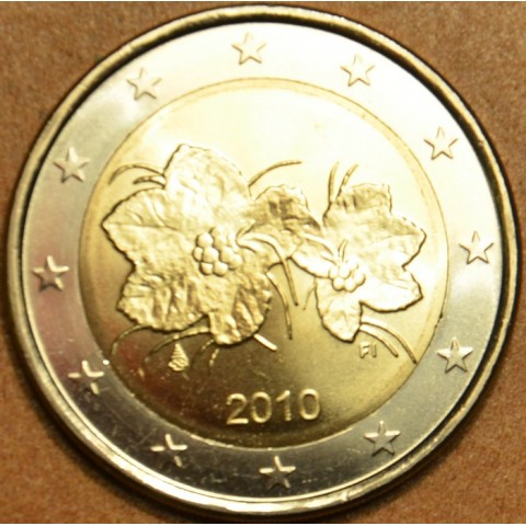 2 Euro Finland 2010 (UNC)